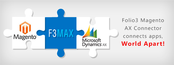 Folio3's Dynamics AX Magento Connector – F3MAX