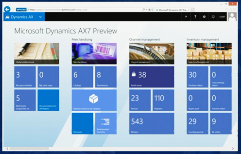 Why Users Will Love Dynamics AX 7?