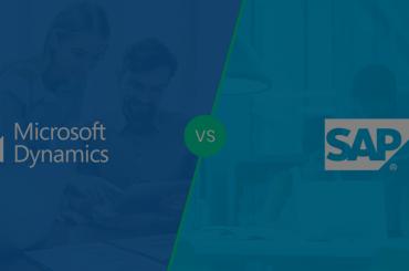 Microsoft Dynamics vs SAP