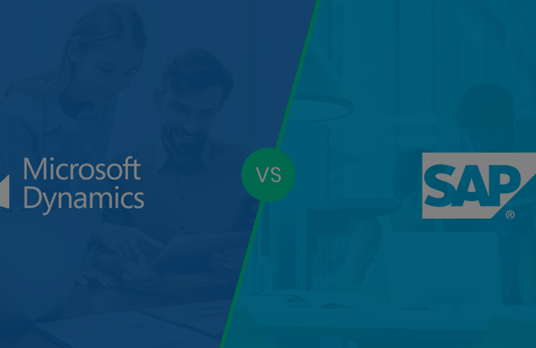 Microsoft Dynamics vs SAP