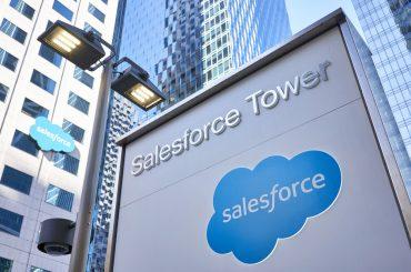 salesforce erp