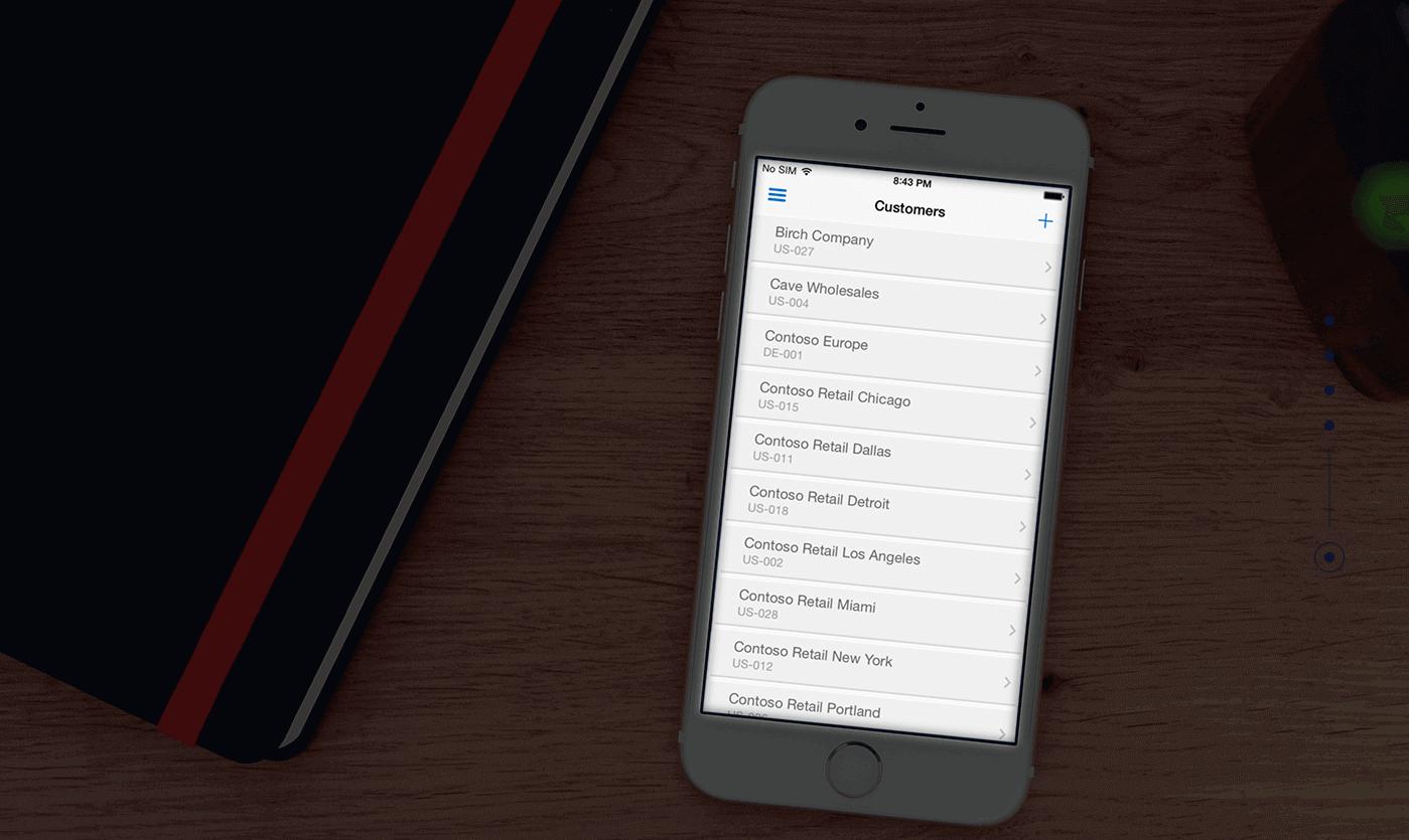 AX App for iOS