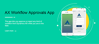 AX & D365 Workflow Approvals App