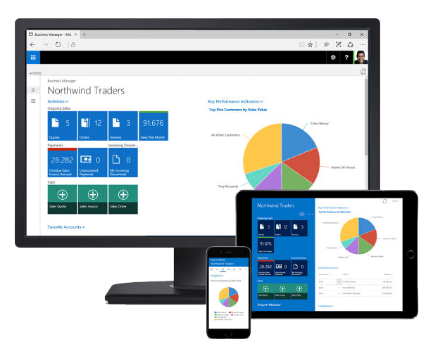 8 Key Benefits of Upgrading from Dynamics AX to Dynamics 365