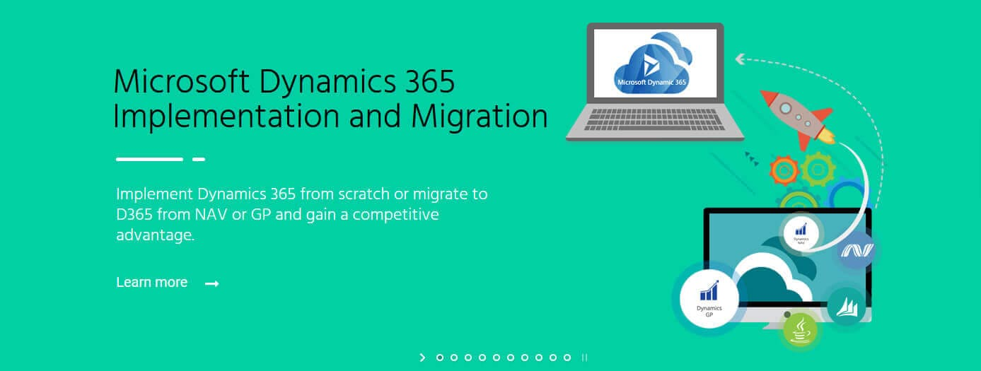 Dynamics 365 Implementation and Migration