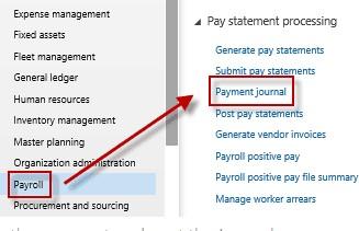 dynamics 365 payroll