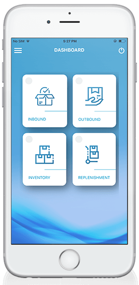 Warehouse Management App