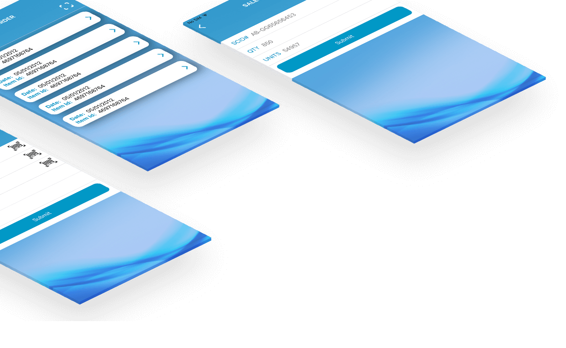 Warehouse Management App Services
