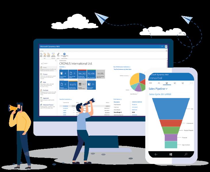 Microsoft Dynamics Navision ERP