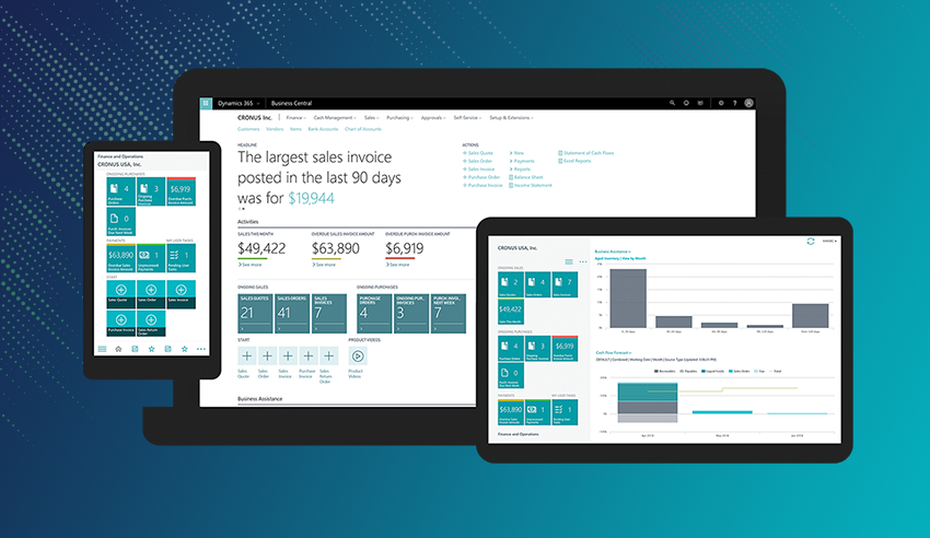 An Ultimate Guide to Dynamics 365 Business Central for your Business